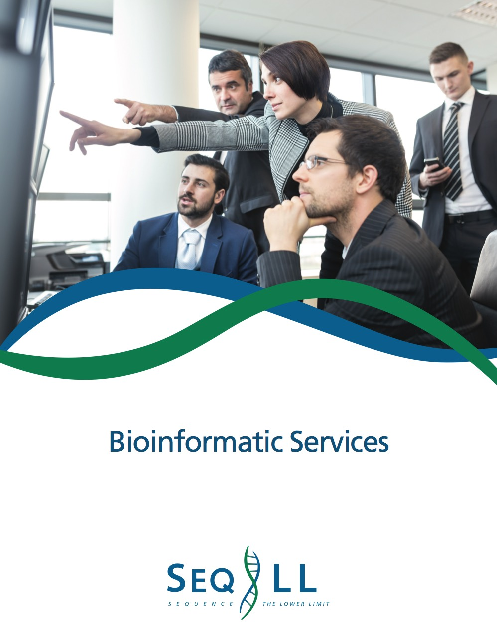 Bioinformatics Services Brochure